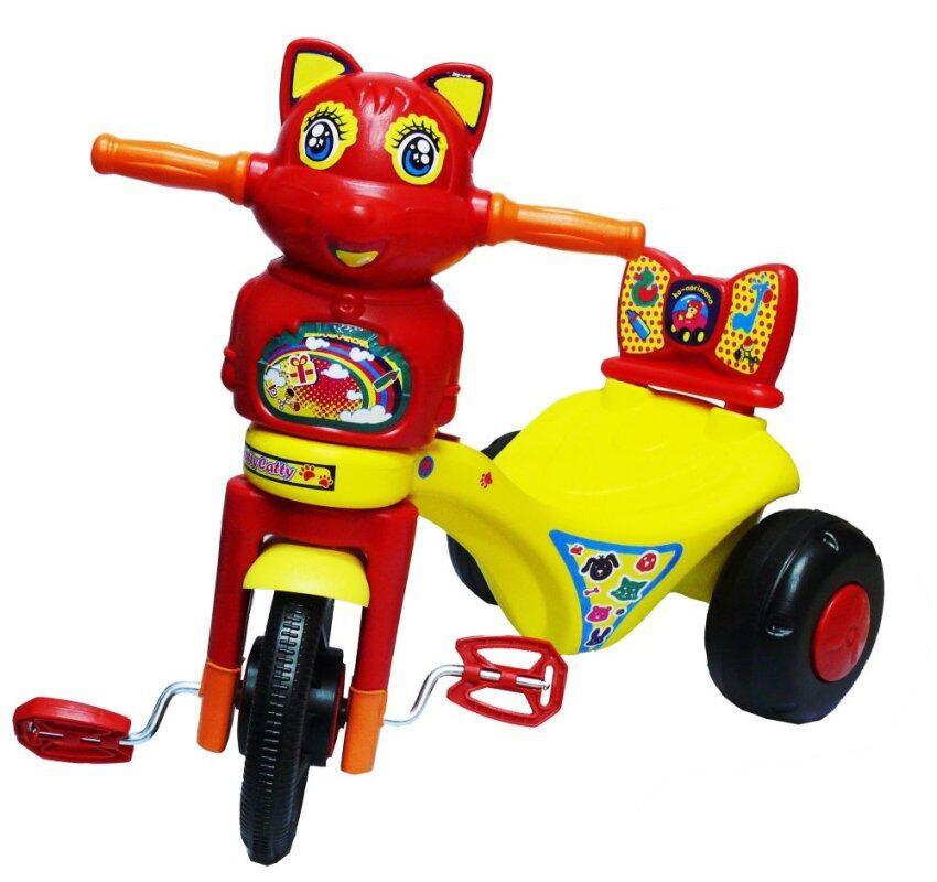 FOYTHAI รถสามล้อเด็ก แคตตี้ รุ่น FRD-014 สีแดง