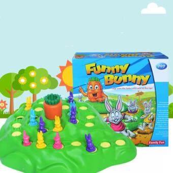 Funny Bunny Game เกมส์กระต่ายตกหลุมแสนสนุก