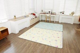 Funnylon พื้นรองคลาน เกาหลี Funnylon ขนาด 1.5x2.0m. 2ด้าน Marshmallow  001.5