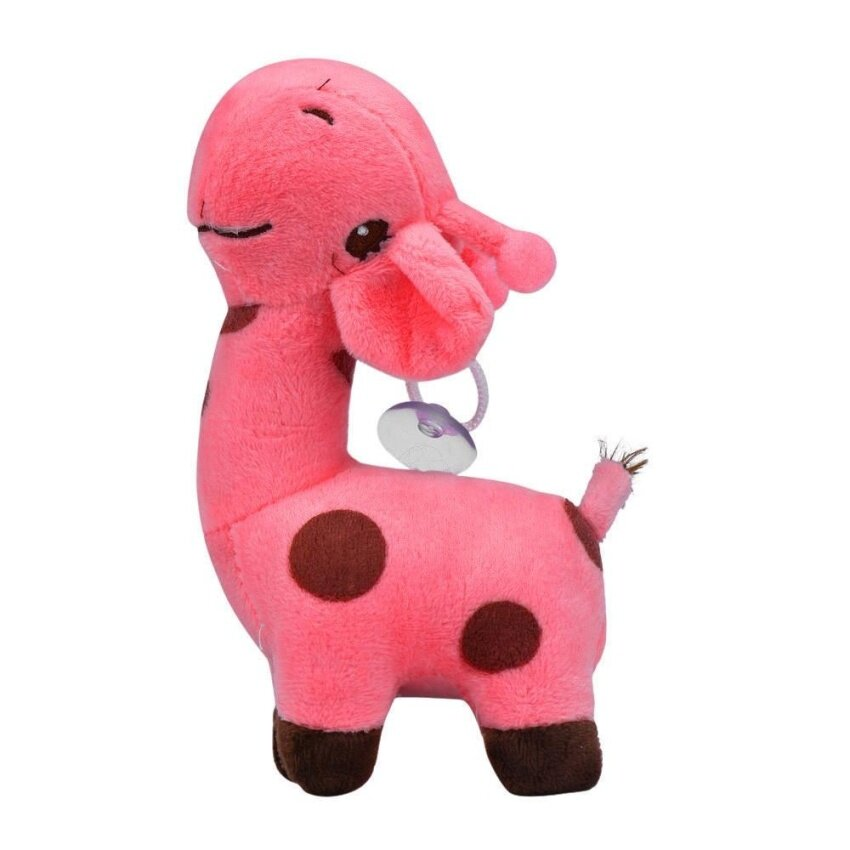 Giraffe Dear Soft Plush Toy Animal Dolls Baby Kid Birthday Party Gift WR - intl