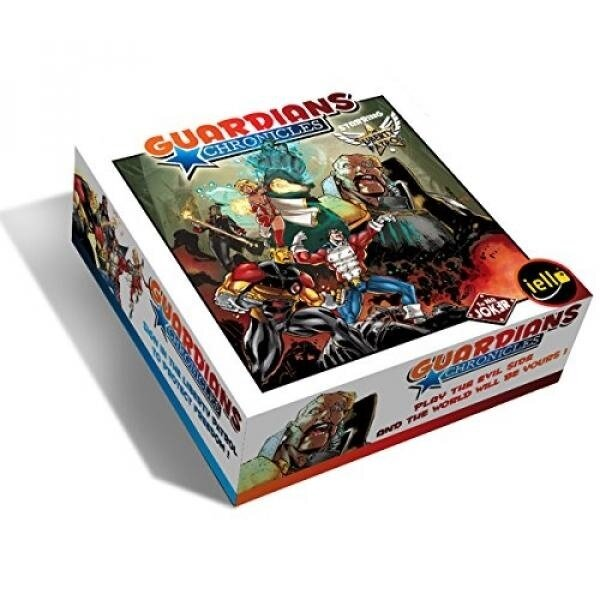 Guardians Chronicles Board Game - intl