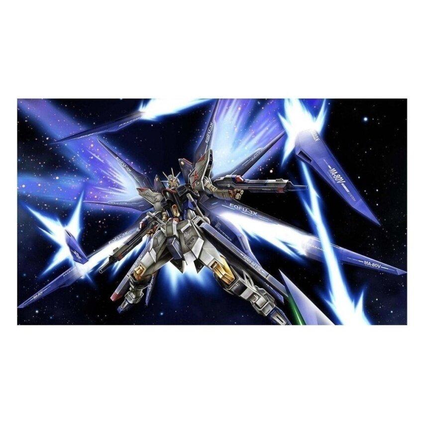 Gundam Destiny Strike Freedom CUSTOM PLAY MAT ANIME PLAYMAT #183 - intl image