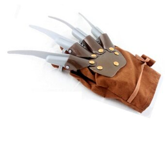 Harga Halloween Props Gift Product Freddy Krueger Glove From A Nightmareon Elm Street