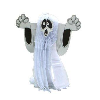 Halloween Spirit Evil Prop Hanging Indoor Outdoor Party SuppliesLarge - intl