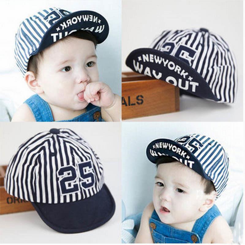 Haotom หมวกเด็กหมวกเด็กสไตล์ฤดูร้อนฉบับเด็กหมวกเบสบอลทั้งชาย และหญิงสวมหมวกยอดแหลมหมวก (3...24เดือน)