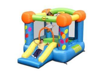 ขาย HAPPY HOP บ้านเป่าลม Inflatable house bounce castle party
