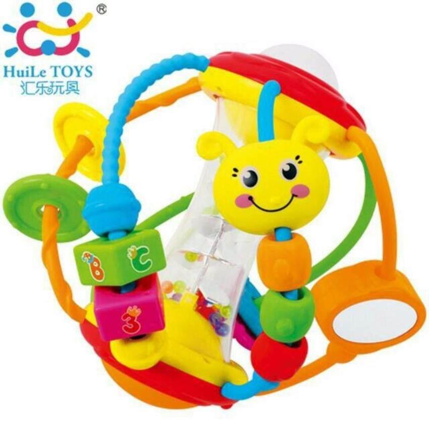 ของเล่นเสริมทักษะ บอลเสริมทักษะ Healthy Ball by Huile Toys