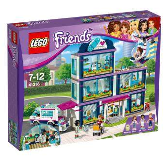 LEGO Heartlake Hospital เลโก้ ฮาร์ทเลค ฮอสพิเทิล - 41318