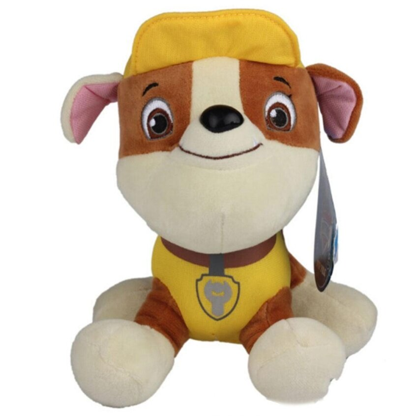 Hequ Creative Lovely Dog Design Plush Toys Doll Baby Kids Playing Toys Yellow - intl