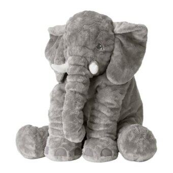 Hisomart ตุ๊กตาช้างแมมมอธ ขนาด 60 cm
