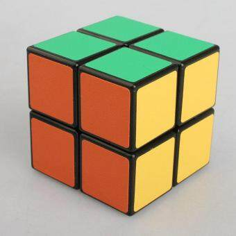 Hot Magic ABS Ultra-smooth Professional Speed Cube Rubik's 2X2Puzzle Twist 5cm - intl