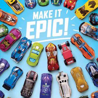 Hot Wheels® Basic Car ฮอทวีล รหัสใหม่ AB เดือนพ.ย.