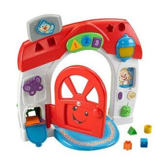 Harga Fisher-Price ประตูบ้าน Laugh & Learn Smart Stages Home