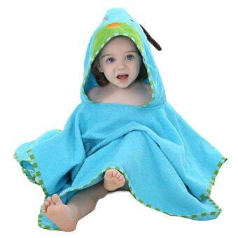 Harga 5 Types Kids Infant Cartoon Animal Baby Hooded Bathrobe Towel Children Bath Dog - Intl