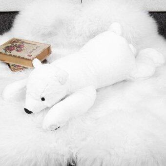 Harga Polar Bear Plush Pillow - intl