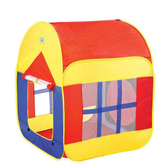 Harga large child tent ultralarge game house toy house kids play tent Child gifts (Intl)