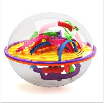 Harga Hanyu Magic Intellect Maze Ball Kids Children Balance Logic Ability Puzzle Game - intl