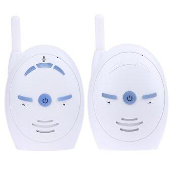 Harga 2.4GHz Digital Audio Baby Monitor Electronics Babysitter Intercom Radio Nan - intl