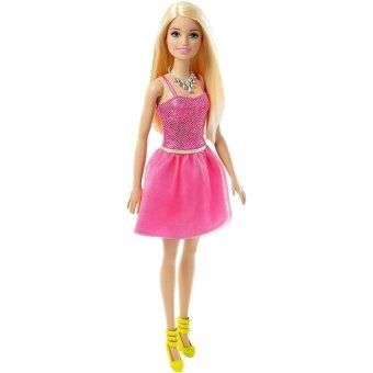 Harga BARBIE® Doll ,Pink glitter dress