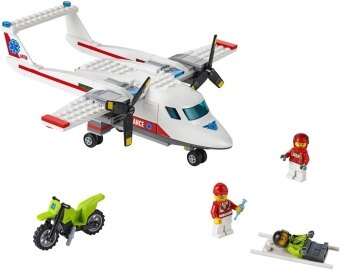 Harga LEGO City 60116 Ambulance Plane