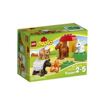Harga LEGO DUPLO Ville Farm Animals Building Set 10522