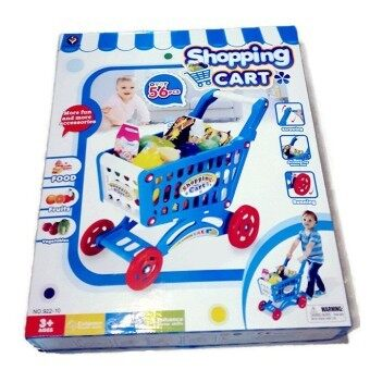 Harga smartbabyandkid Shopping CART(สีฟ้า)