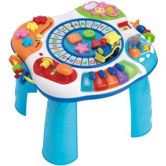 Harga Winfun Letter Train & Piano Activity Table
