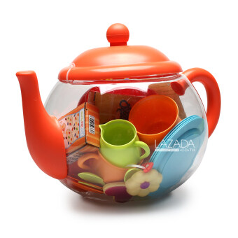Harga JUST LIKE HOME JUST LIKE HOME TEAPOT STORAGE ASST 845208