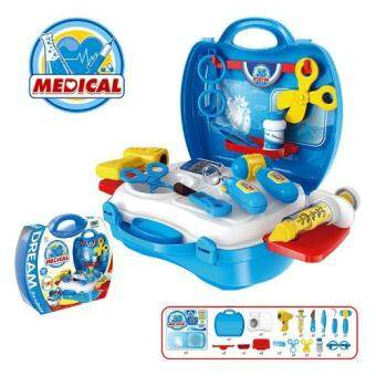 Harga BB Kids Medical Bag Set 18 Pie