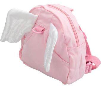 Harga leegoal Pink Safety Angel Wings Backpack Harness For Toddler Kids - intl