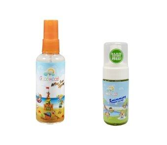 Harga Good mood Swimming Soap + After Sun Spray