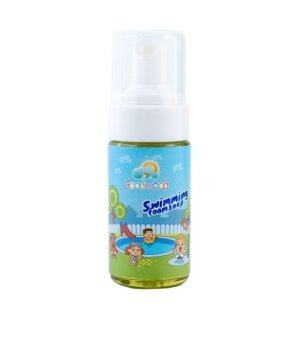Harga Good mood Swimming Foam Soap 120 ml. - Green