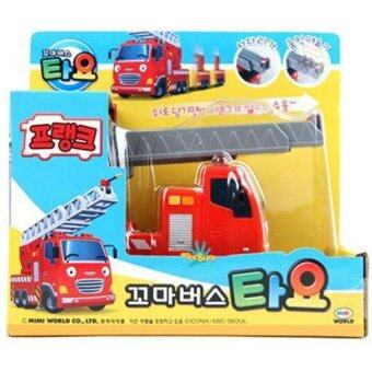 Harga Black Shop International The Little Bus Tayo [ Frank ] Korean Character Pull Back Cardiecast Toy Vehicle - Intl