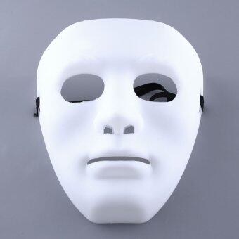 Harga Scary Ghosts Halloween Masquerade Adult Mime Party Cosplay Costume Mask