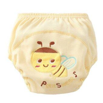 Harga Yingwei Summer Bee Baby Boy Girl Infant Kid Toilet Pee Potty Training Pants Cloth Diaper Underwear Convenience Multicolor