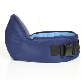 Harga Cityhome Baby Carrier Infant Hip Seat (Blue)