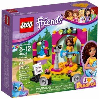Harga LEGO Friends 41309 Andrea's Musical Duet