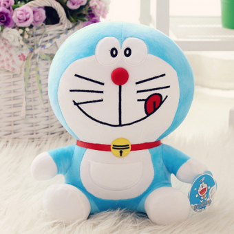 Harga Doraemon Plush Doll Blue -40cm