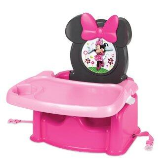 Harga Booster Seat เก้าอี้หัดนั่ง ฝึกรับประทานอาหาร The first years disney booster seat,minnie mouse