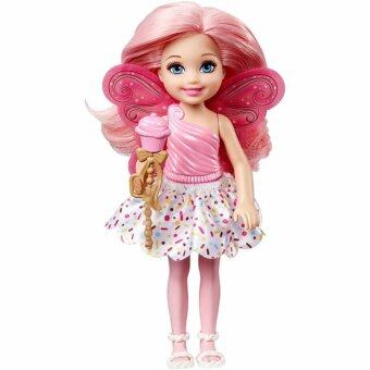 Harga Barbie™ Dreamtopia Small Fairy Doll Cupcake Theme
