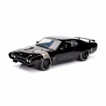 Harga Fast and Furious ภาค 8 ขนาด 1:24 Dom's Plymouth GTX