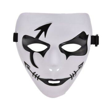 Harga Amango Dancer Mask Trot Fancy Cool Creepy Halloween Ghost Costume Theater Masks