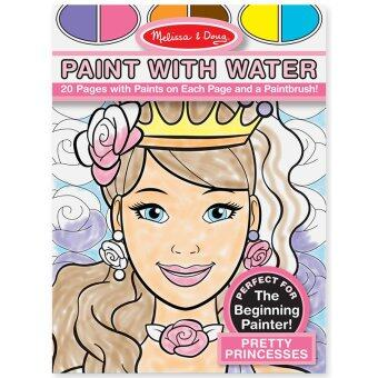 Harga Melissa and Doug Paint With Water - Princess