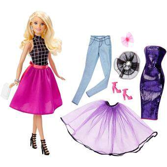 Harga Barbie® Fashion Mix 'n Match Doll - Blonde