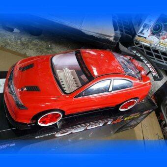 ICENTRIC MALL รถบังคับ รีโมทคอนโทรล รถเก๋ง Drift Racing รุ่น IP-999 (แดง)