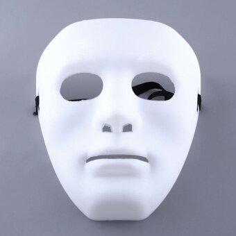 JabbaWockeeZ Mask Face Mask Halloween Party Masks Halloween Hip-HopGhost Dance - intl