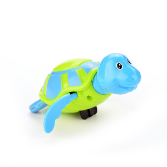 Harga Jetting Buy Swimming Turtle for Baby Kids Bath Blue