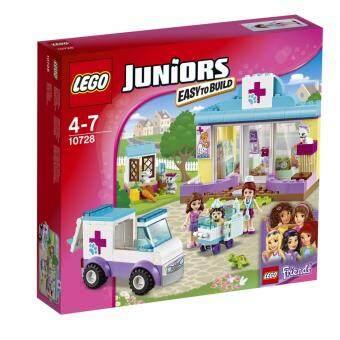 LEGO ตัวต่อเสริมทักษะ เลโก้ จูเนียร์ส เมีย เวท คลีนิค - 10728