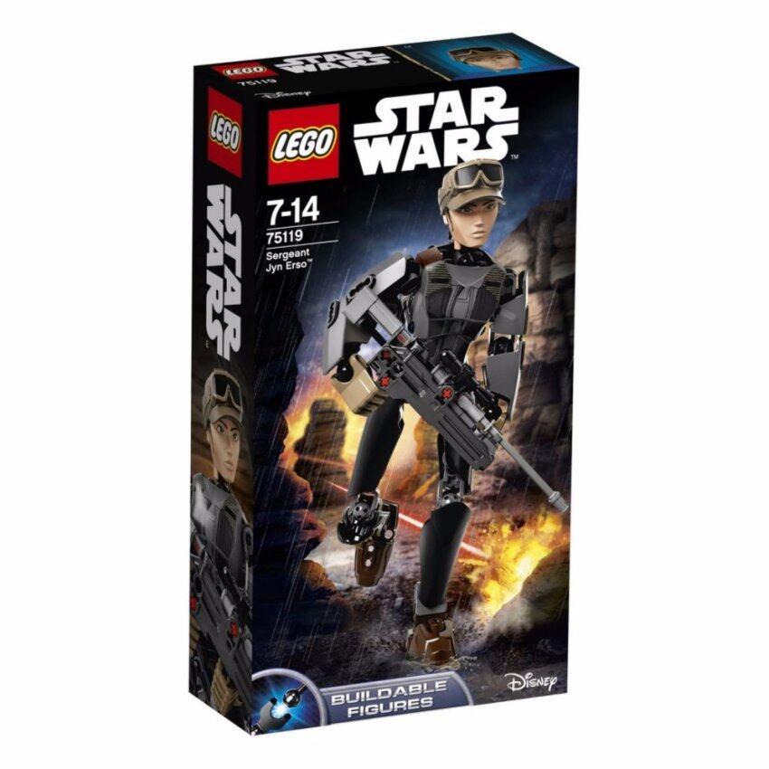 LEGO ตัวต่อเสริมทักษะ เลโก้ คอนสแทรคชั่น สตาร์วอร์ คอนฟิเดนชั่น คอนสแทรคชั่น 2016_7 - 75119