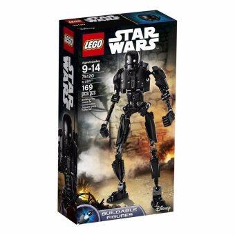 LEGO ตัวต่อเสริมทักษะ เลโก้ คอนสแทรคชั่น สตาร์วอร์ คอนฟิเดนชั่น คอนสแทรคชั่น 2016_8 - 75120